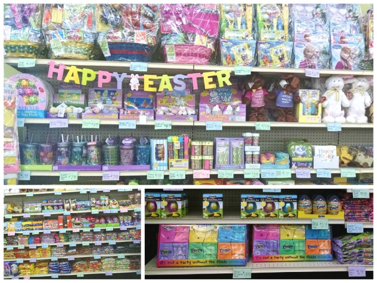 Easter candy f